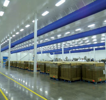 Tekstilni Kanali | Tekstilni kanali i difuzori za ventilaciju